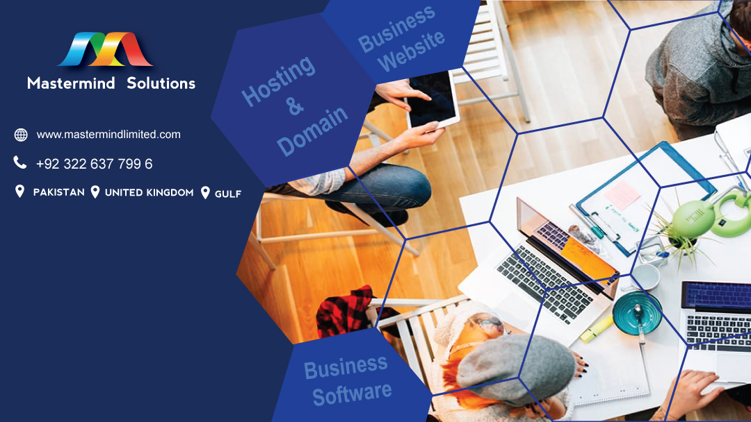 Your Business Partner in Web Services!