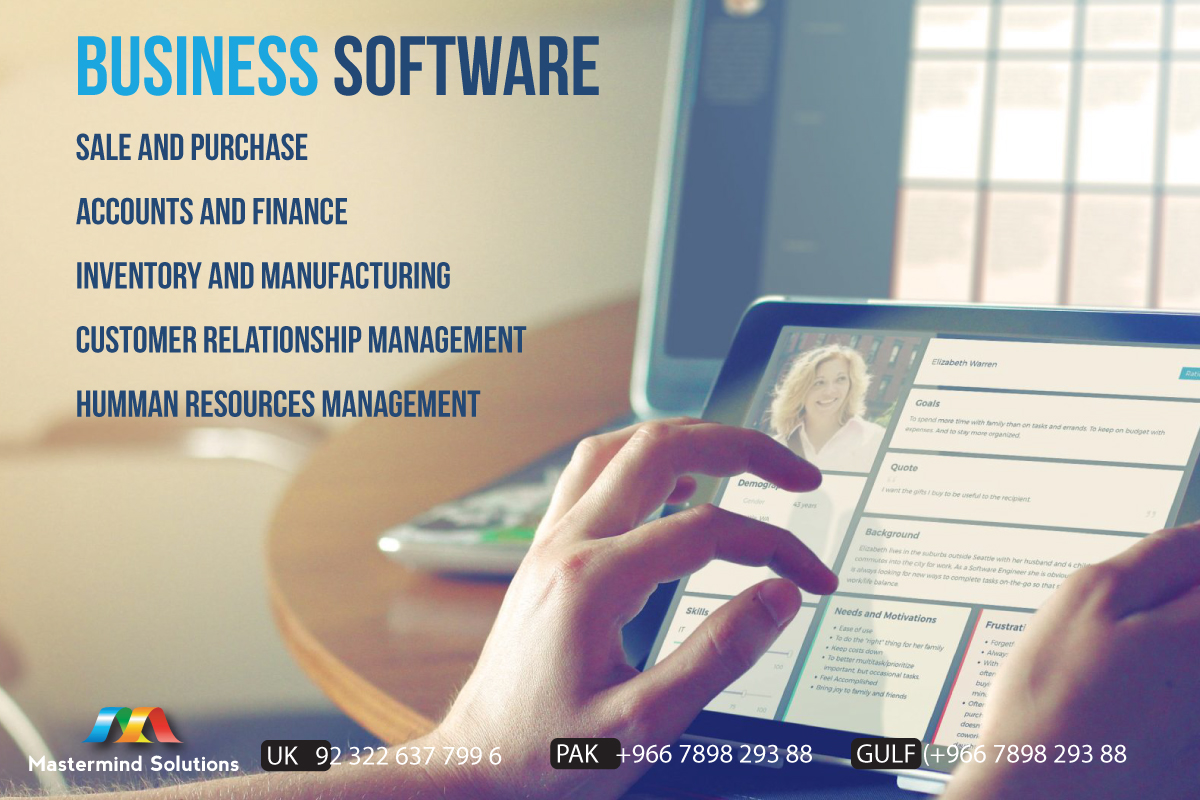 Take your business to the next level with MMS business software!