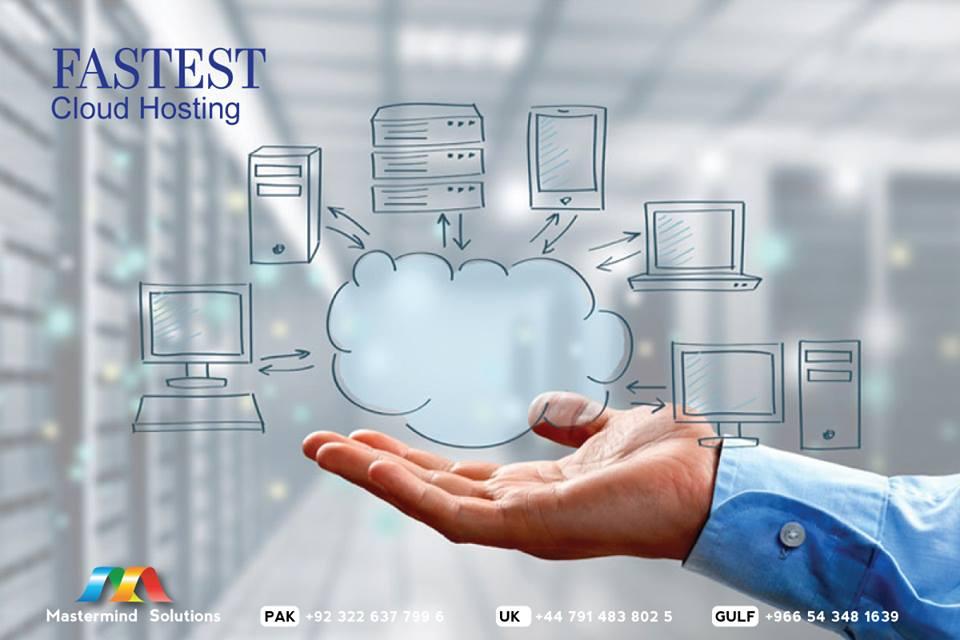 Fastest Cloud Hosting!